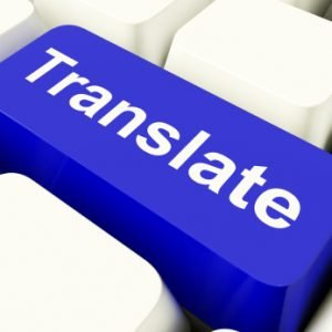 Workers compensation translation